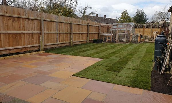 Patios Project